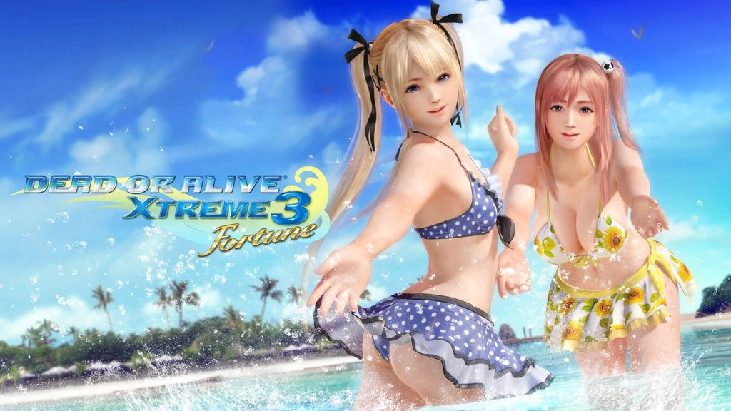 DEAD OR ALIVE XTREME 3 pc download