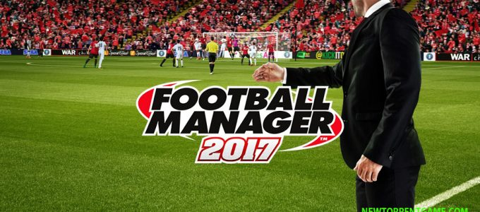 Football Manager 2017 torrent download