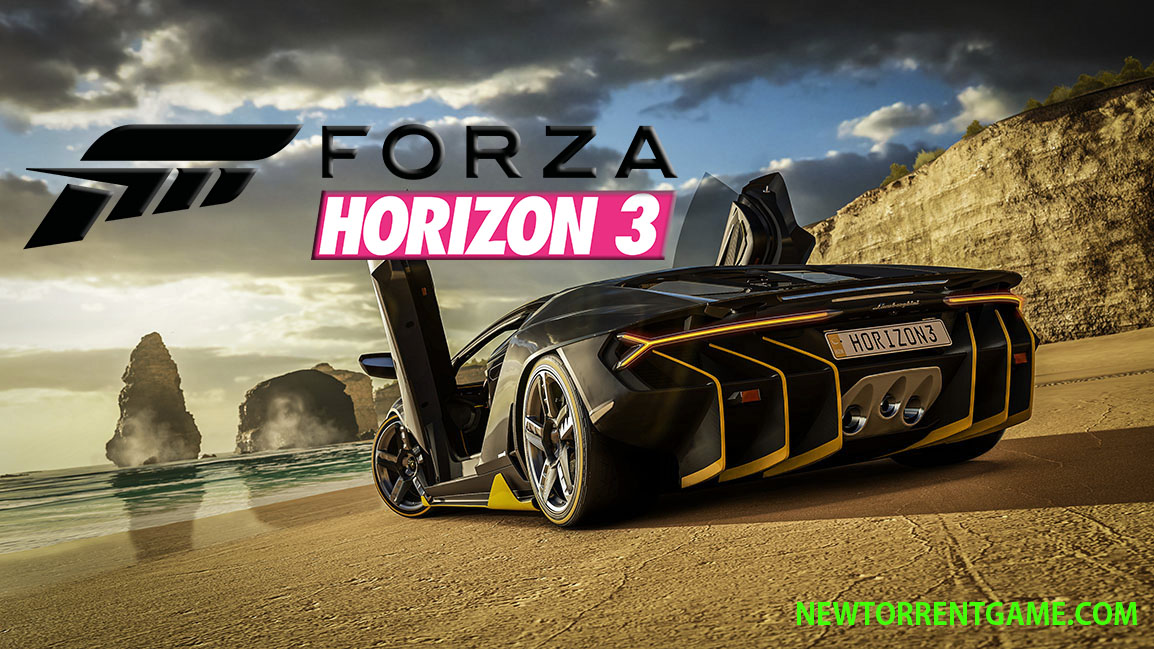 crack forza horizon 3 pc codex