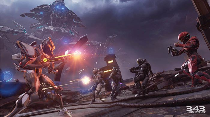 Halo 5 guardians pc free full download newtorrentgame - Halo 5 guardians wallpaper 1920x1080 ...