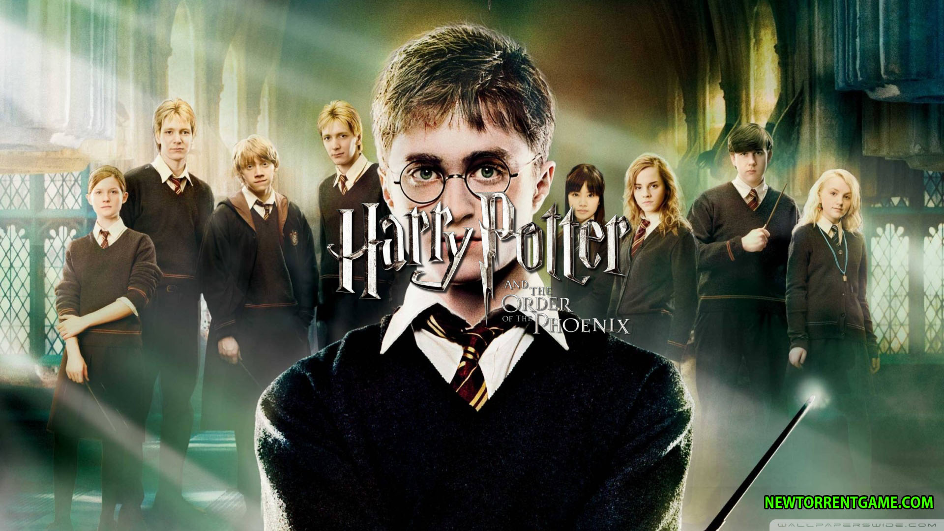 Download Free Harry potter and the order of the phoenix ...