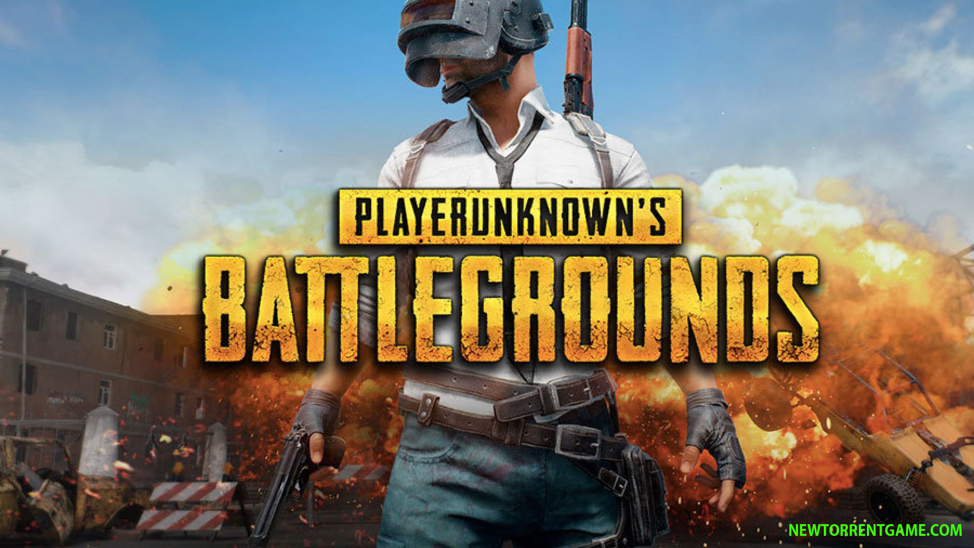 PLAYERUNKNOWN'S BATTLEGROUNDS crack download
