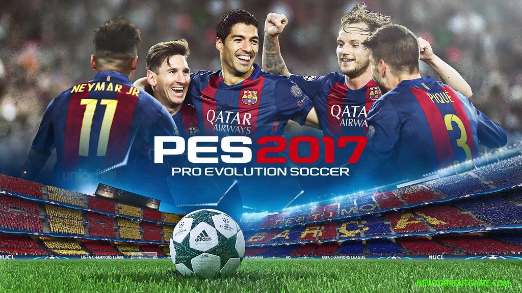 PRO EVOLUTION SOCCER 2017 torrent download
