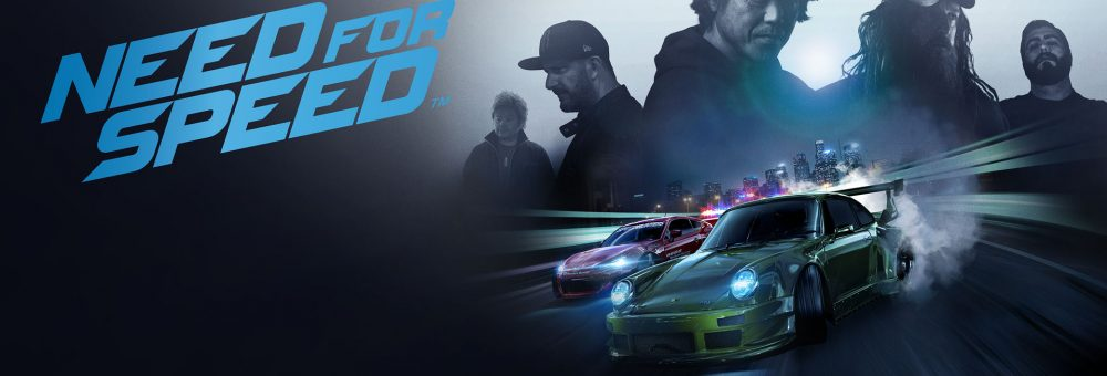 Need For Speed 2015 Deluxe Edition CPY