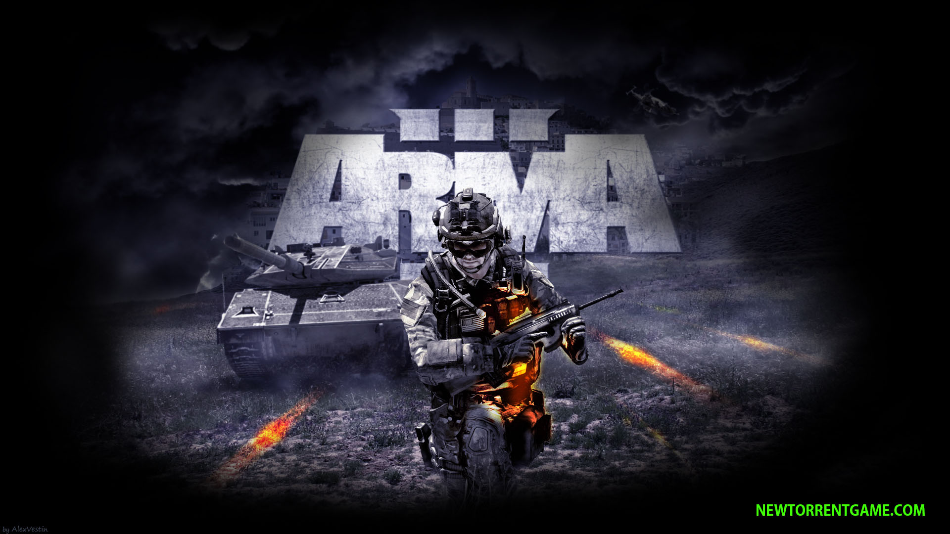 ARMA 3 torrent download