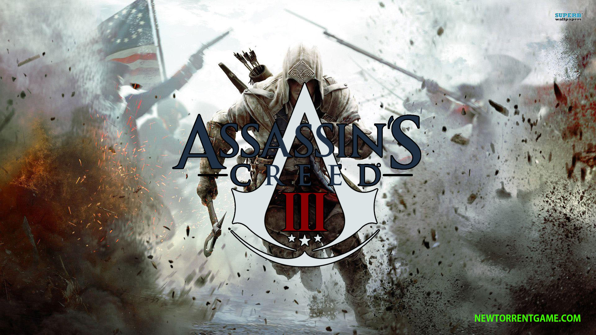 ASSASSINS CREED III torrent