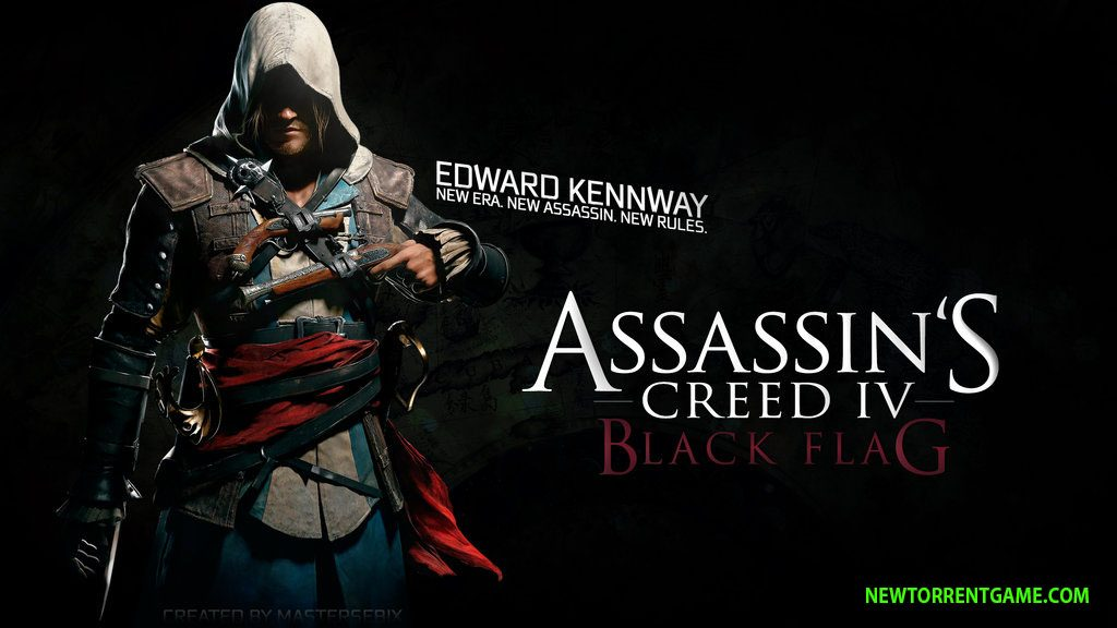 Assassin's Creed IV Black Flag torrent