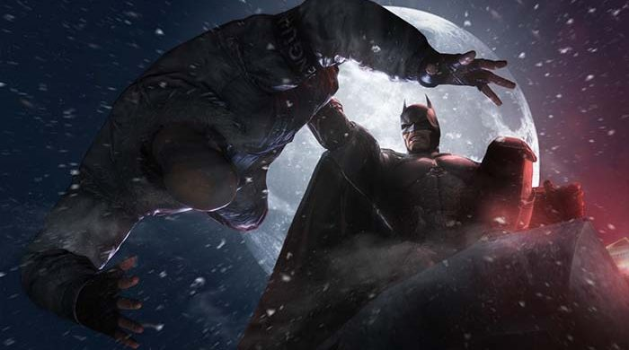 Batman Arkham Origins 4