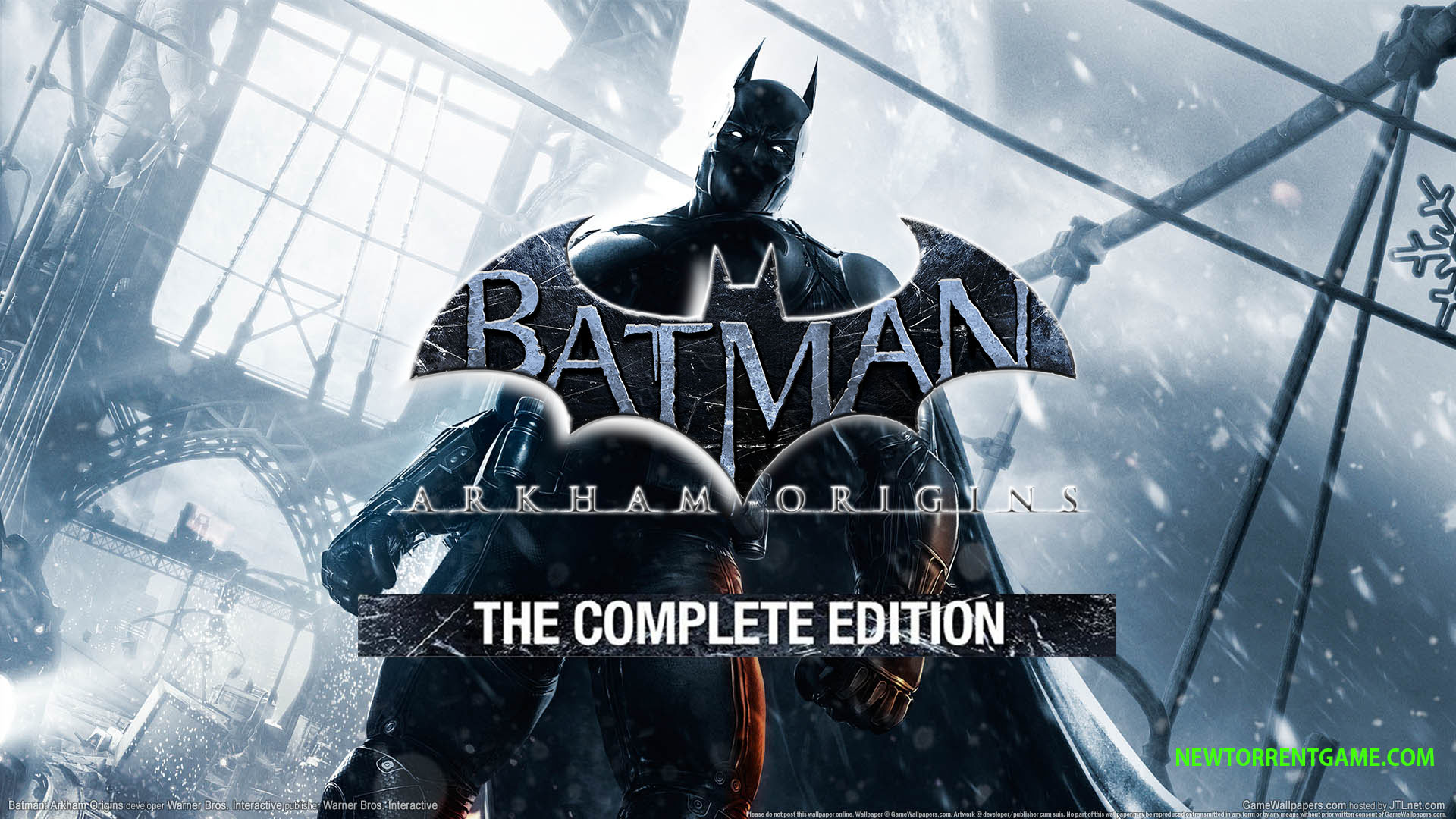 Batman Arkham Origins torrent download