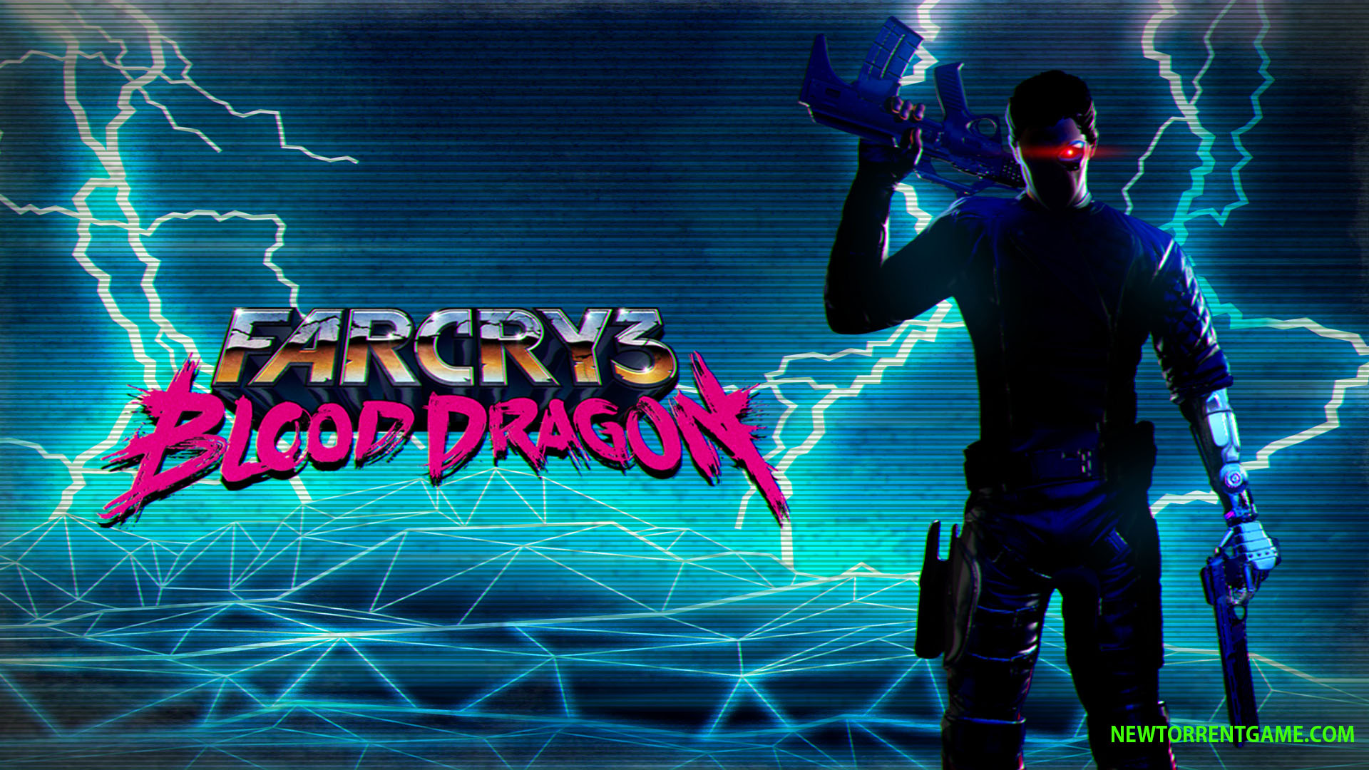 Far Cry 3 Blood Dragon torrent download
