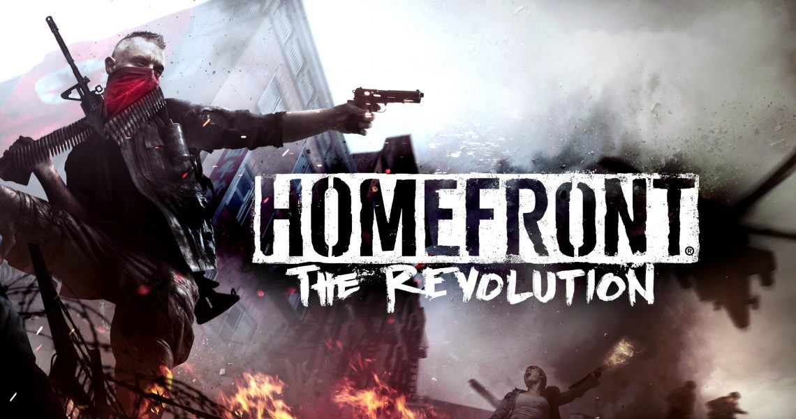 HOMEFRONT THE REVOLUTION-PLAZA