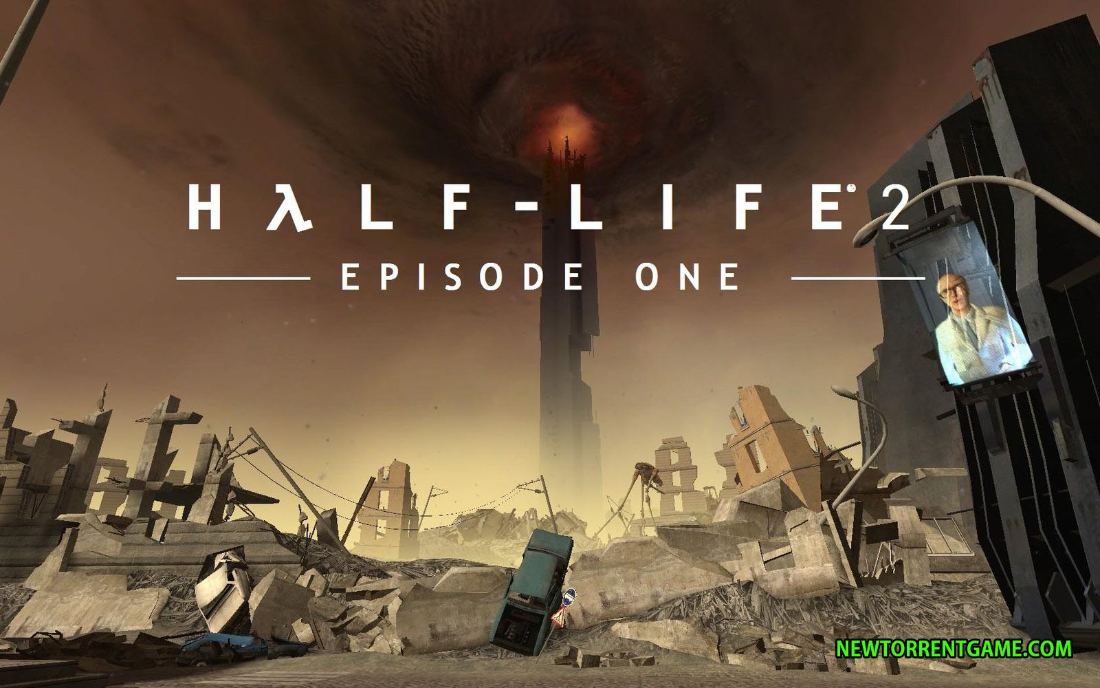 HALF-LIFE 2: EPISODE ONE TORRENT - FREE FULL DOWNLOAD - NEWTORRENTGAME