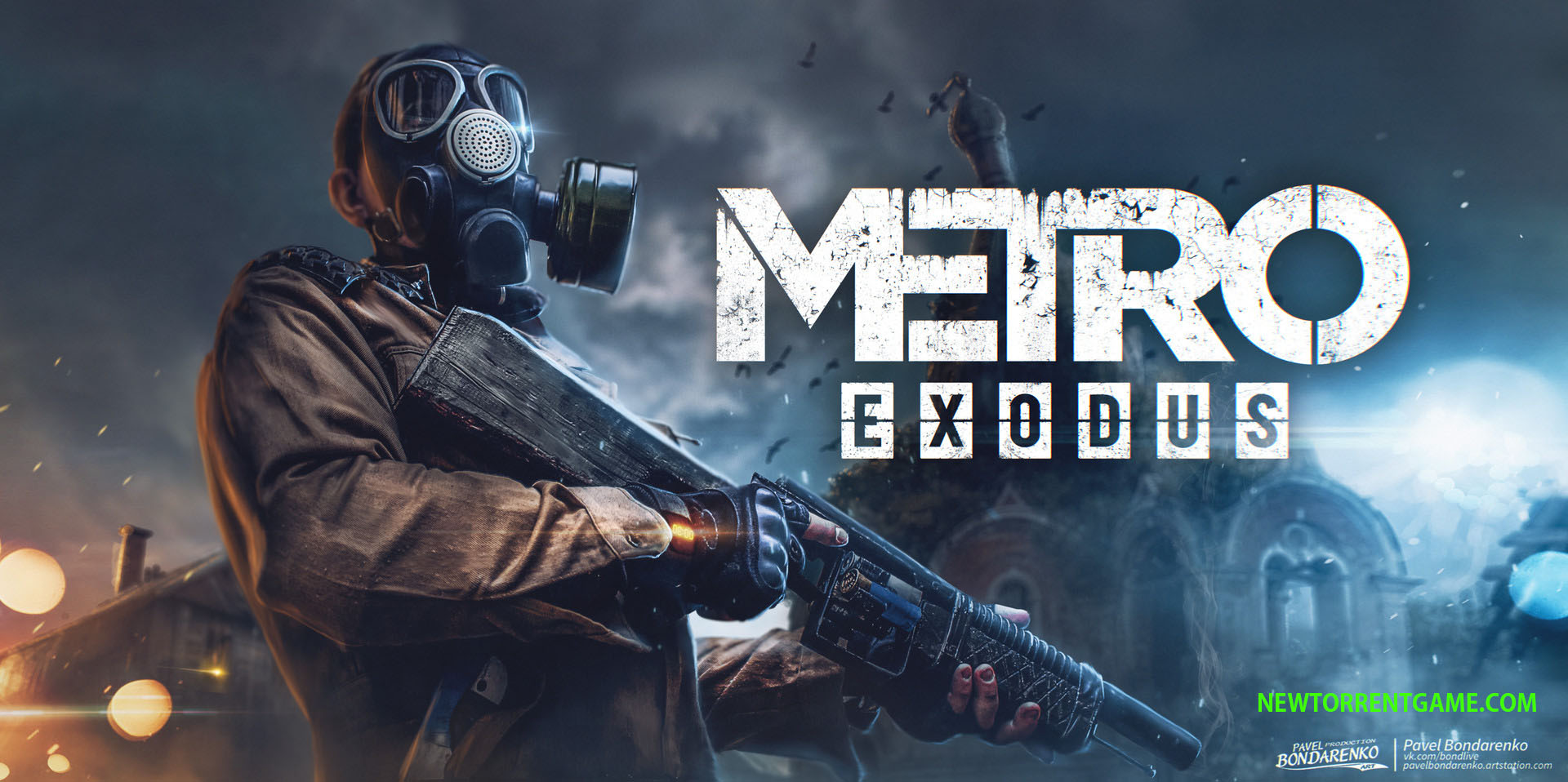 METRO EXODUS TORRENT DOWNLOAD CRACK