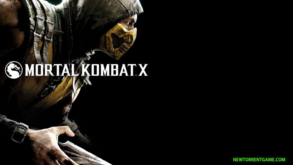 MORTAL KOMBAT X TORRENT DOWNLOAD