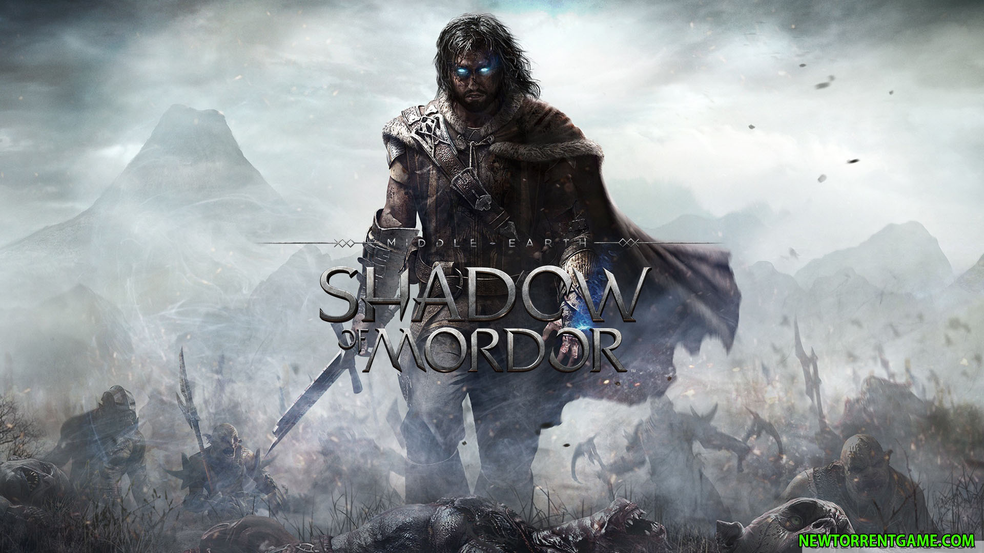 Middle Earth Shadow Of Mordor torrent download