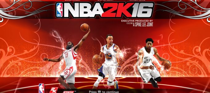 NBA 2K16 torrent download