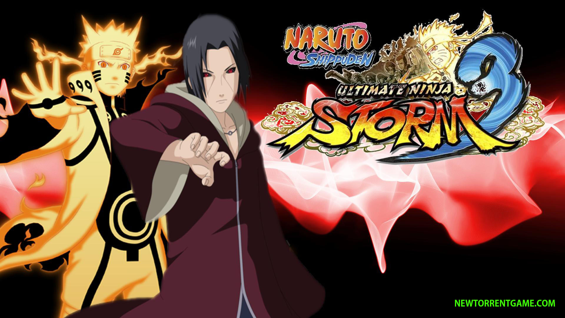 Naruto Shippuden Ultimate Ninja Storm 3 torrent