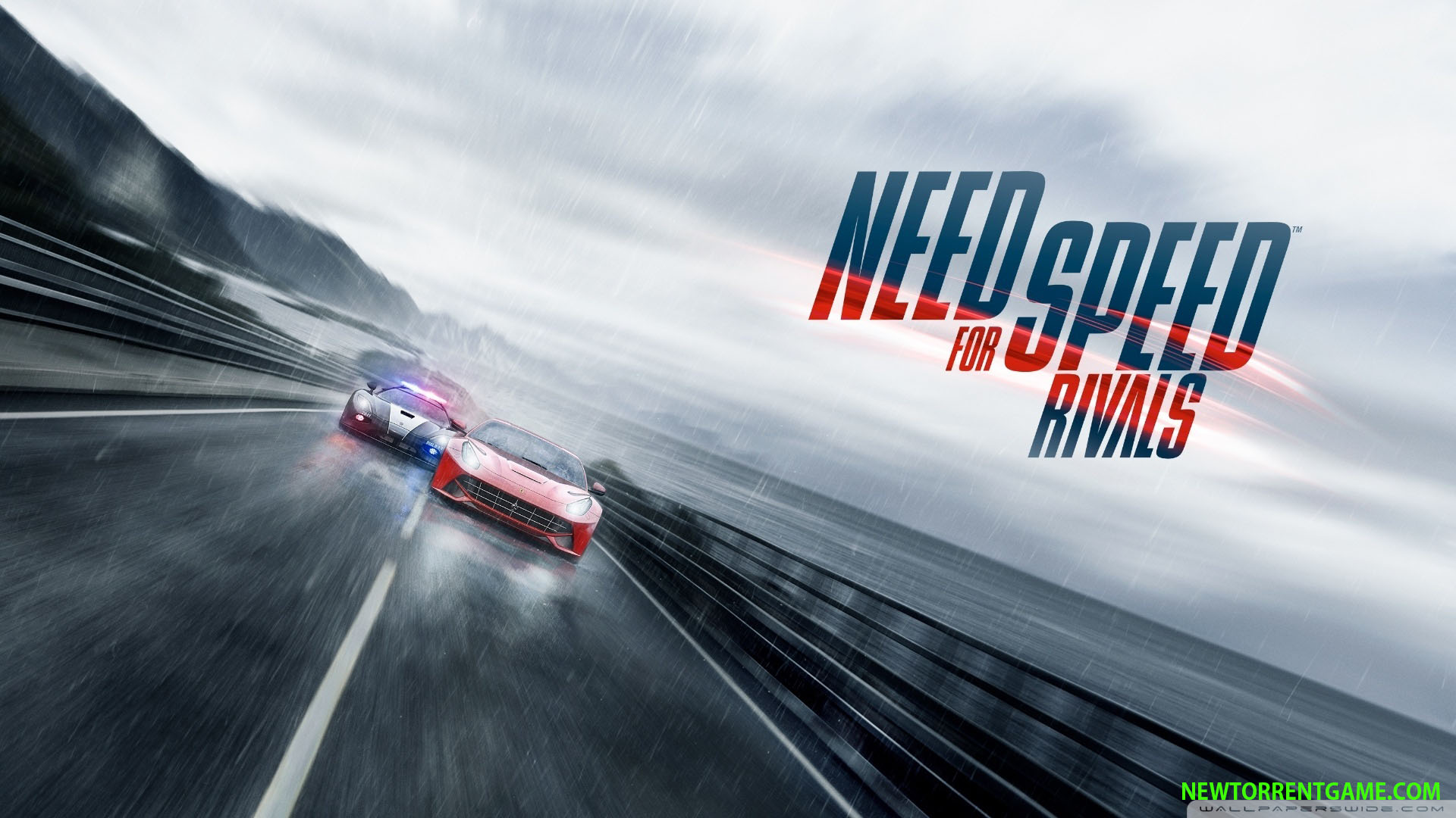 Need For Speed Rivals torrent download