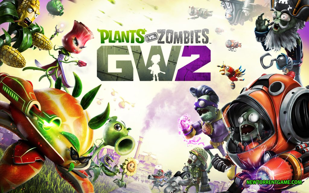 Plants Vs Zombies Garden Warfare 2 3DM Crack