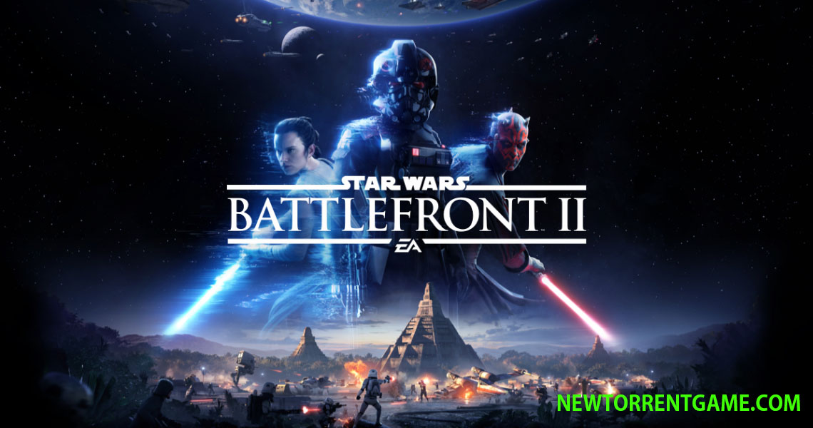 STAR WARS BATTLEFRONT II CRACK TORRENT DOWNLOAD