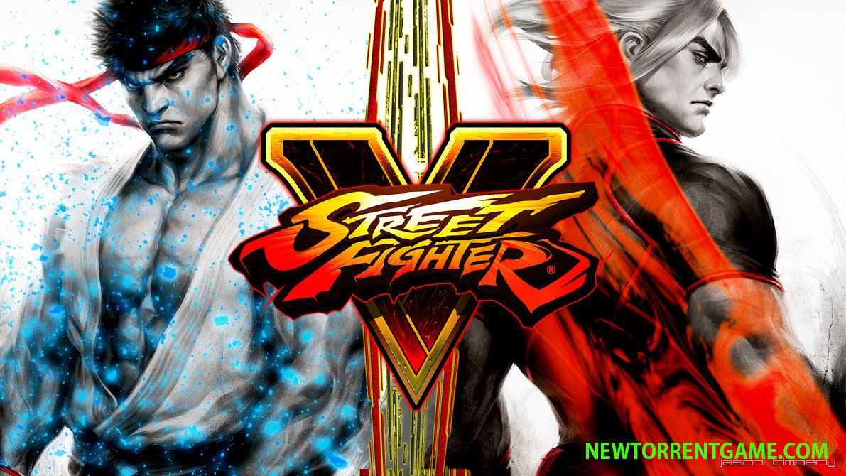 Street Fighter V torrent download