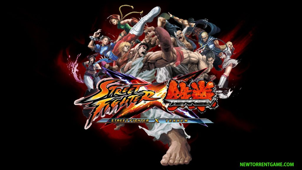 Street Fighter X Tekken torrent download