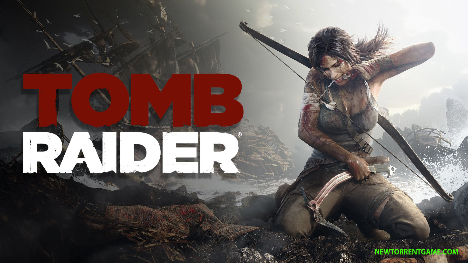 TOMB RAIDER TORRENT - FREE DOWNLOAD - NEWTORRENTGAME