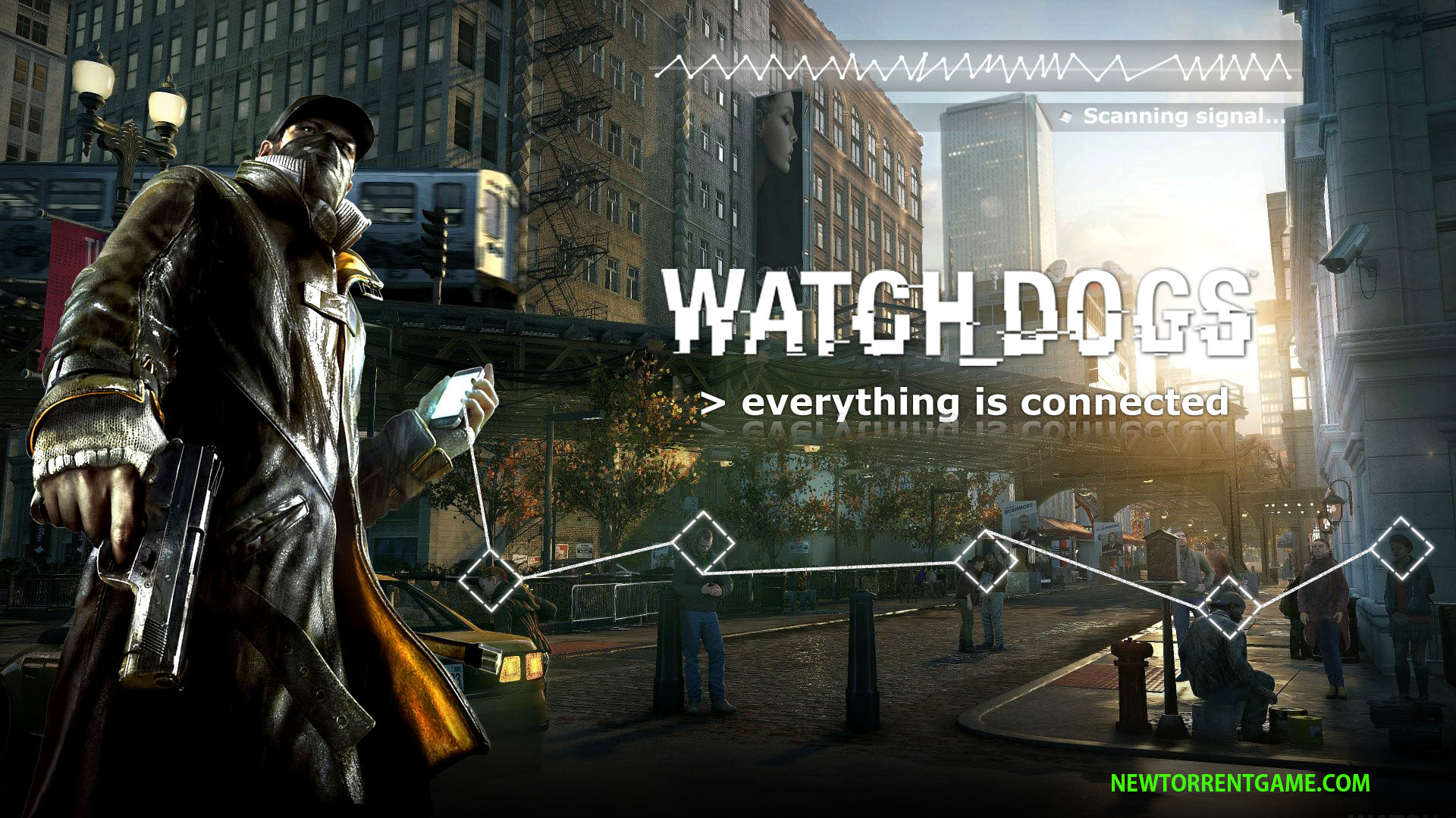 WATCH DOGS torrent download
