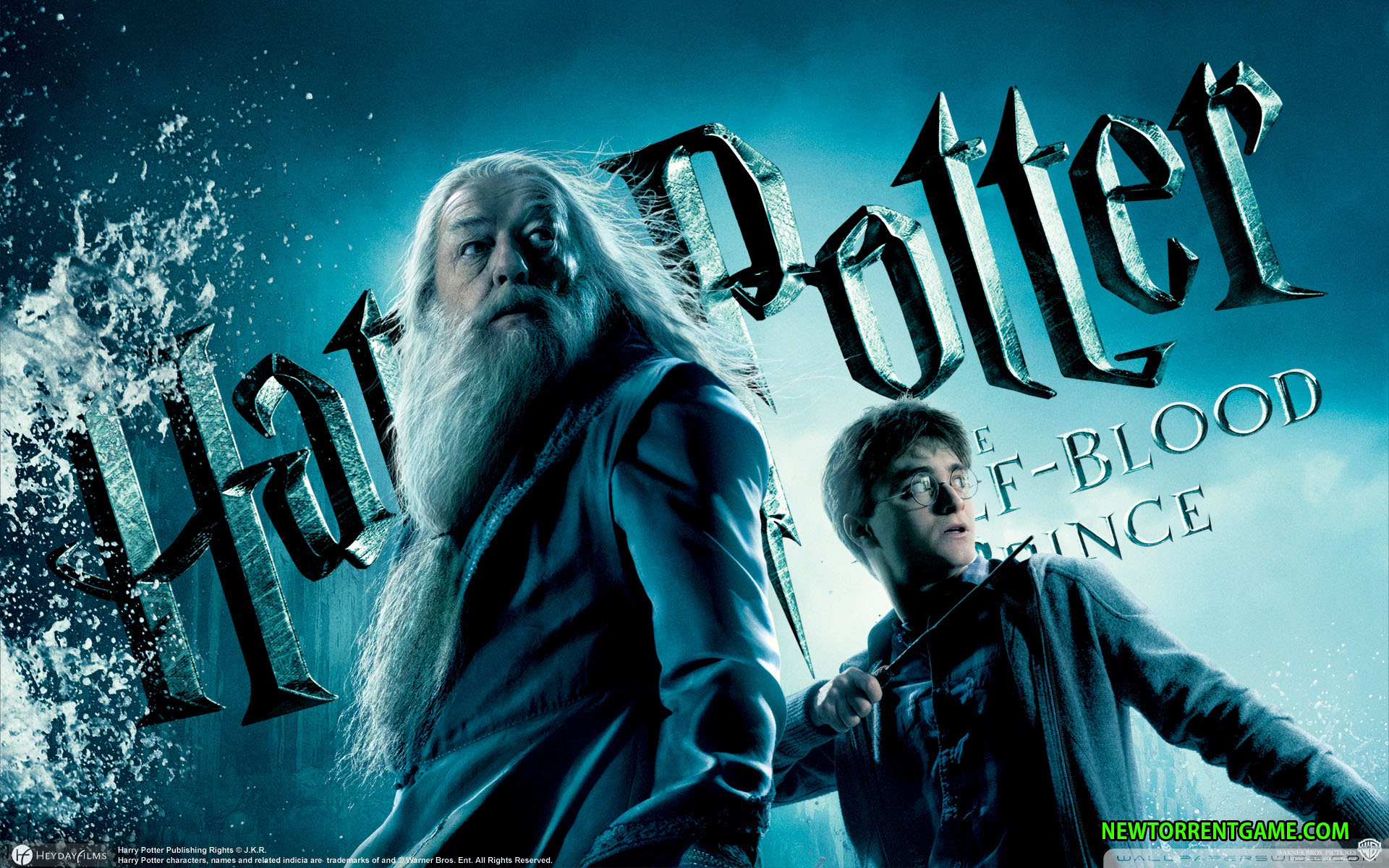 harry potter and the halfblood prince game free full