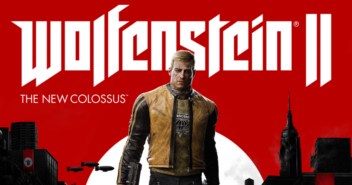 WOLFENSTEIN II: THE NEW COLOSSUS-CODEX