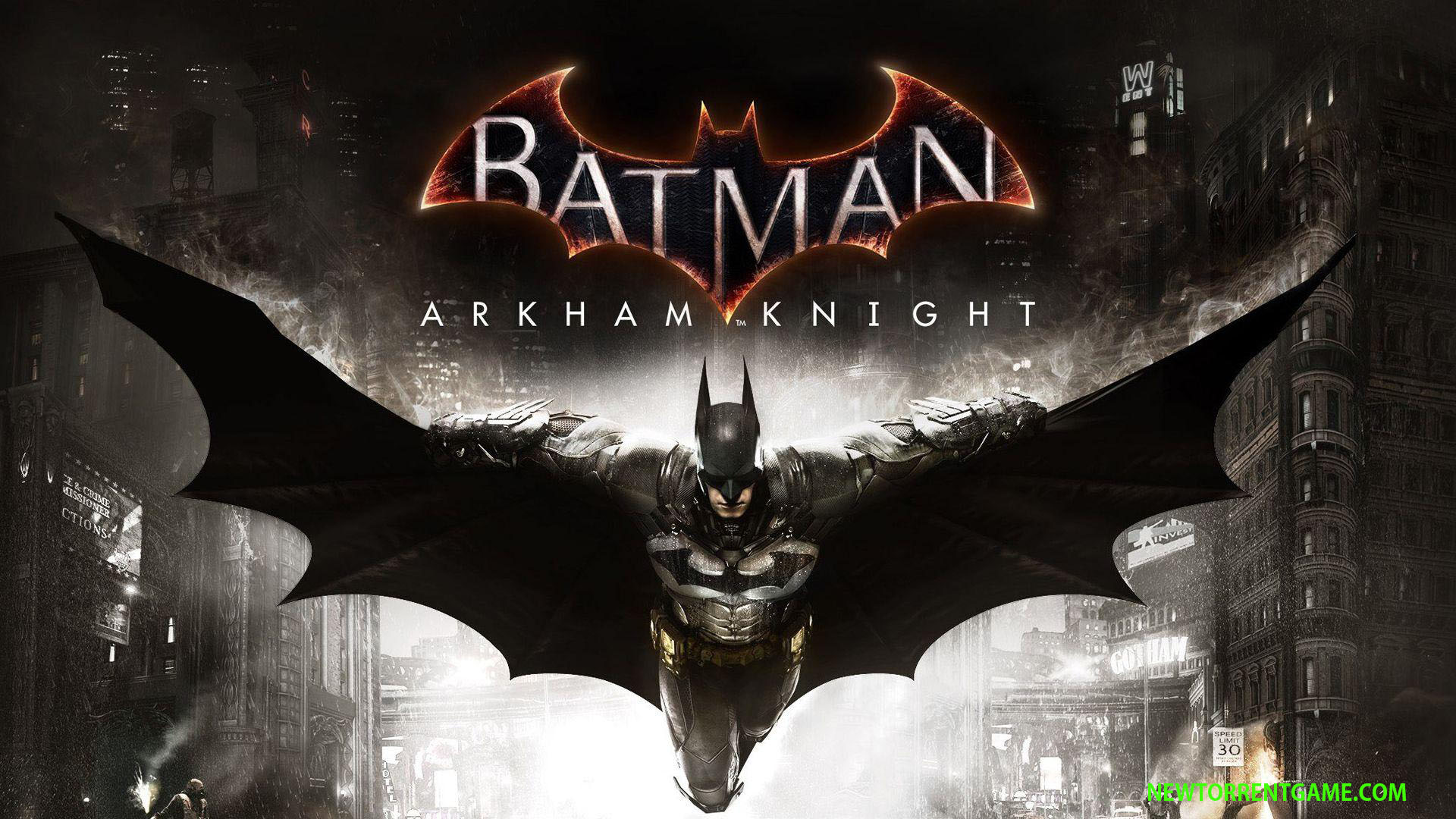 Batman Arkham Knight cpy crack download