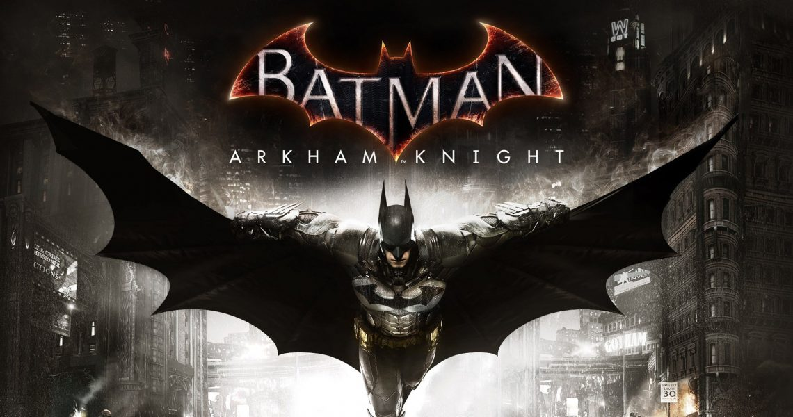 BATMAN: ARKHAM KNIGHT-CPY