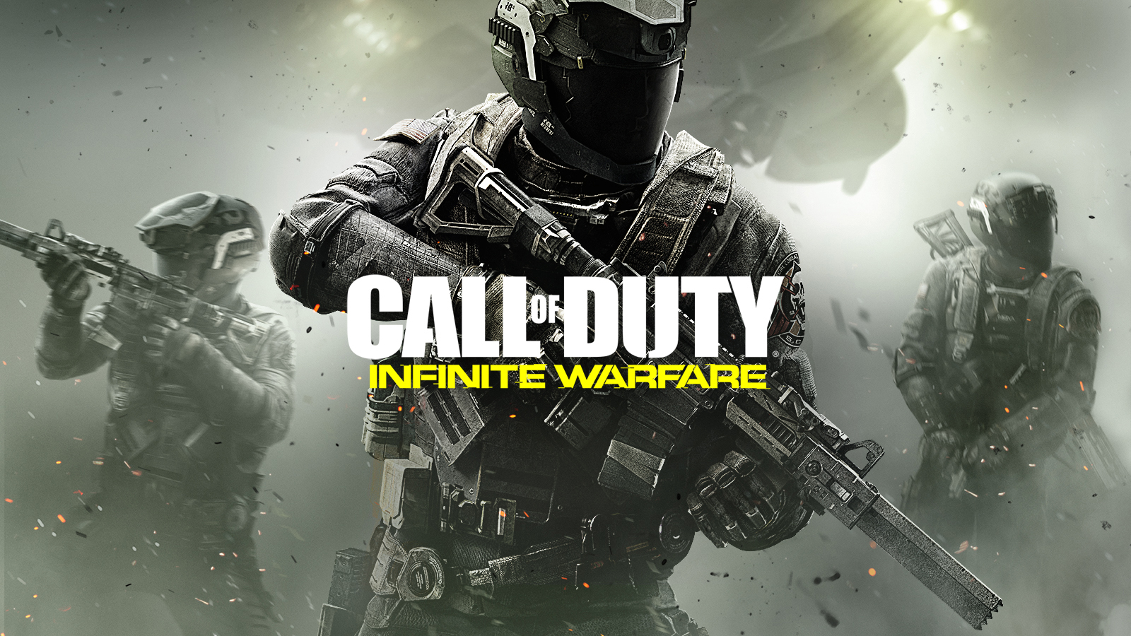 CALL OF DUTY: INFINITE WARFARE-RELOADED