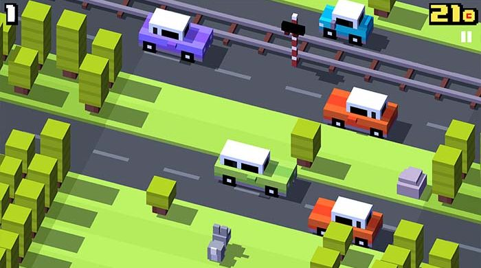 Crossy-Road-Screenshot
