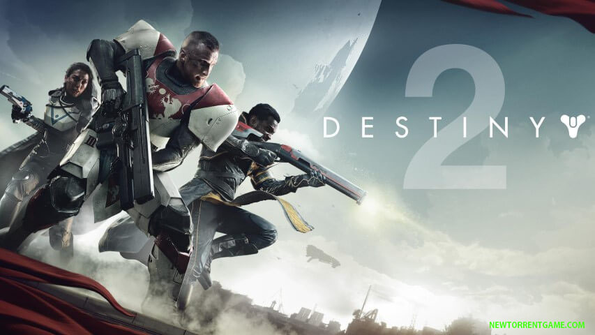 DESTINY 2 torrent download free pc