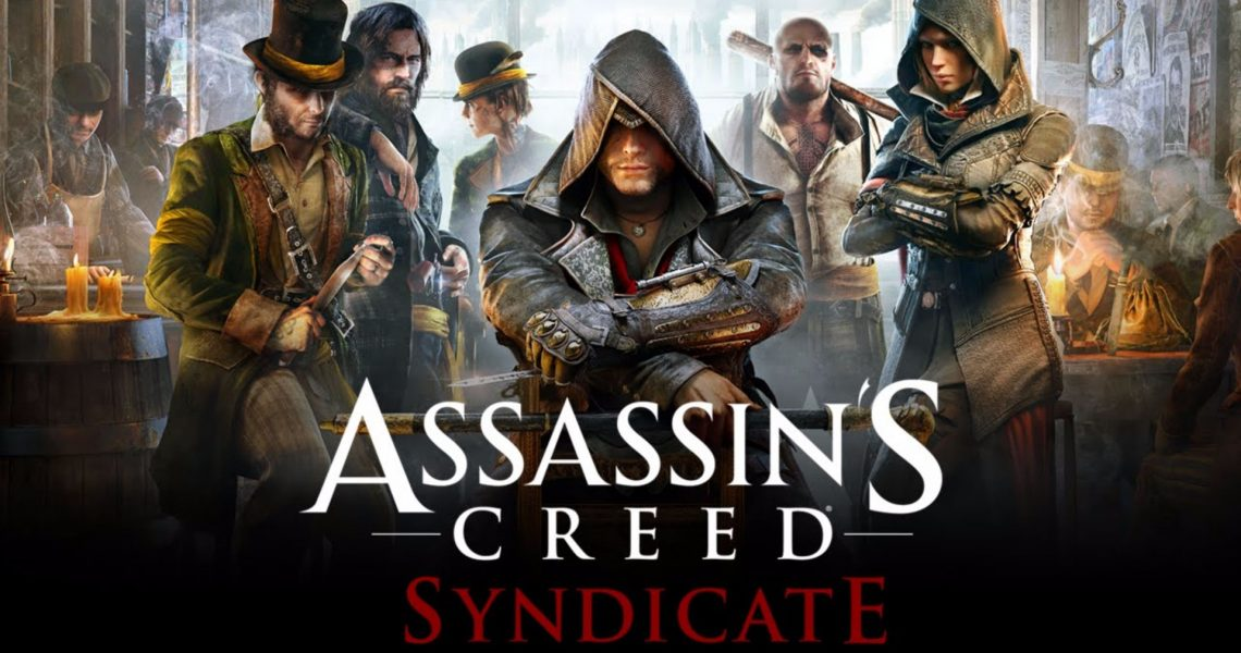 ASSASSIN'S CREED SYNDICATE GOLD EDITION