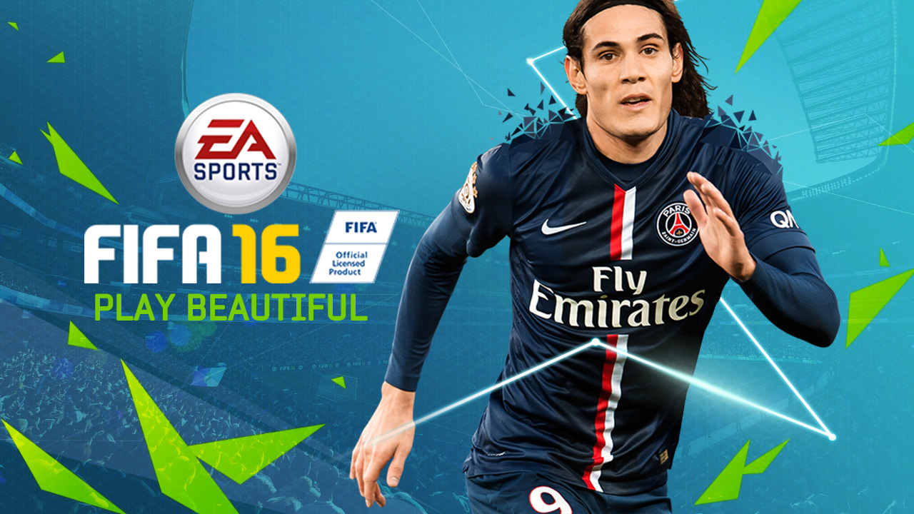 FIFA 16 DELUXE EDITON