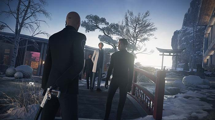 Hitman-Screenshot