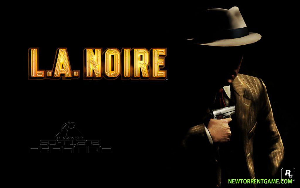 LA Noire Complete Edition torrent download