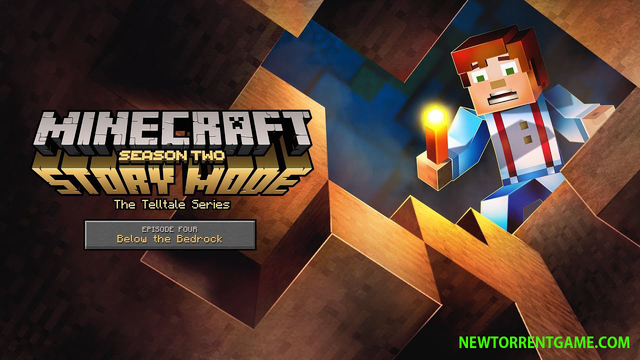 MINECRAFT STORY MODE SEASON 2 ALL EPISODES TORRENT DOWNLOAD PC