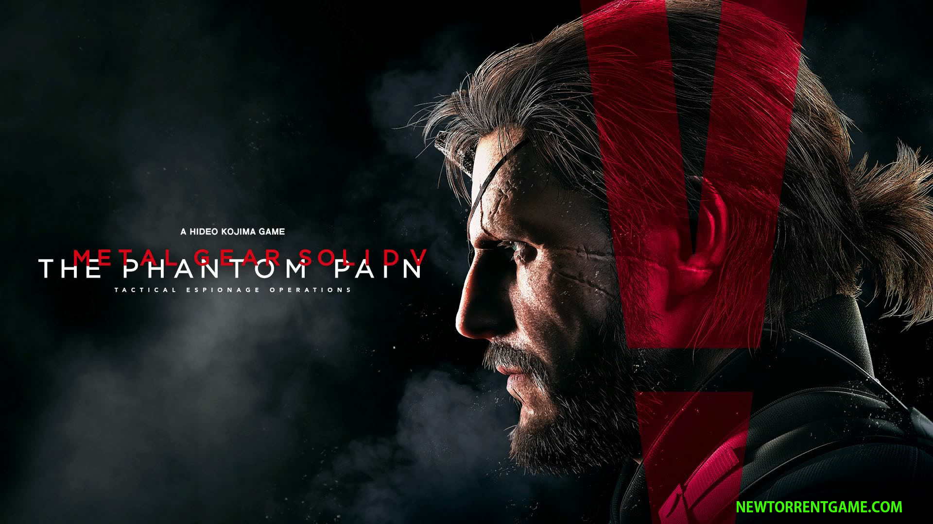 Metal Gear Solid V Phantom Pain torrent download