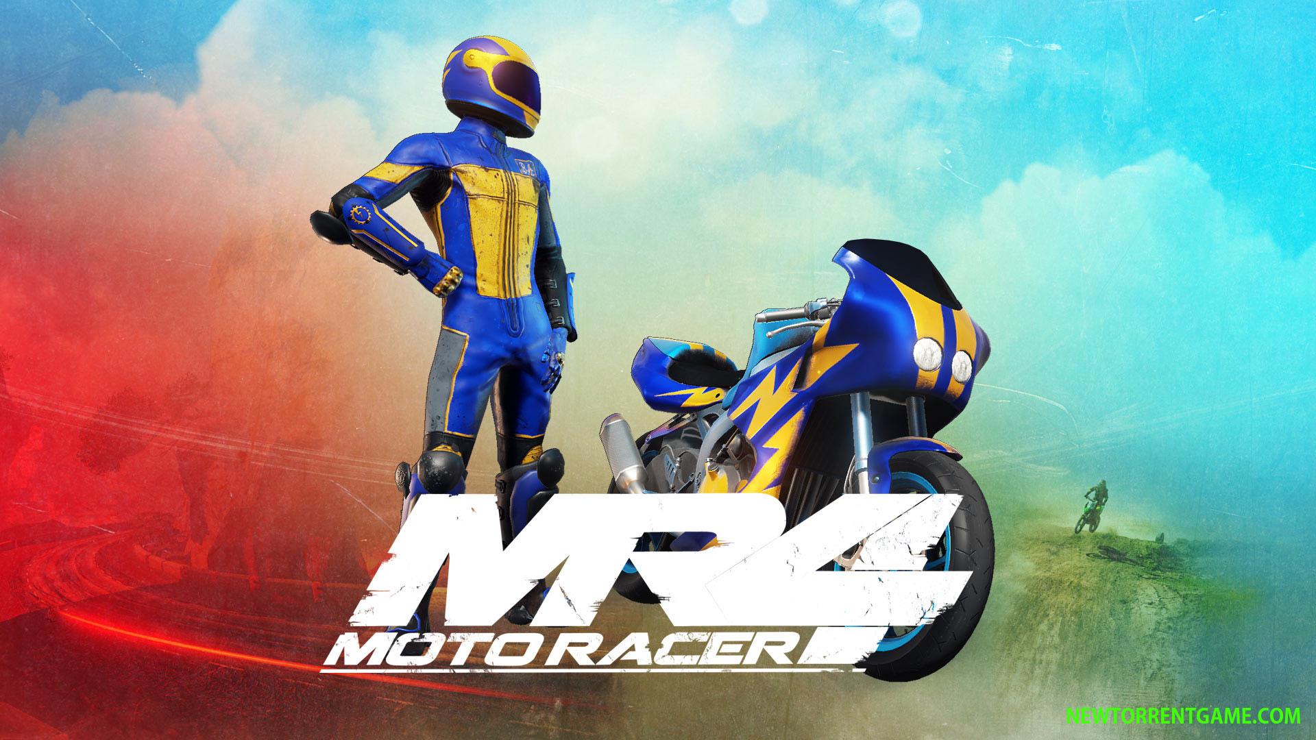 MotoRacer 4 torrent download pc