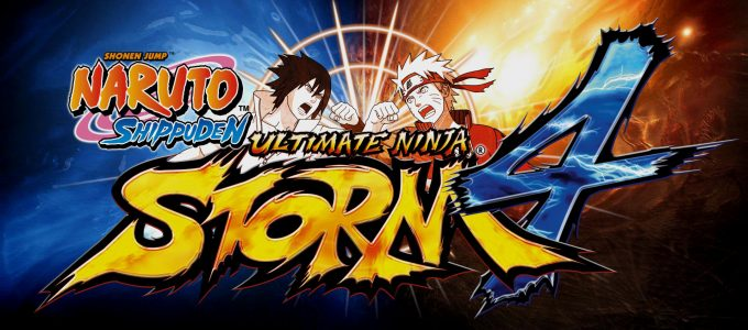 Naruto Shippuden Ultimate Ninja Storm 4 torrent download