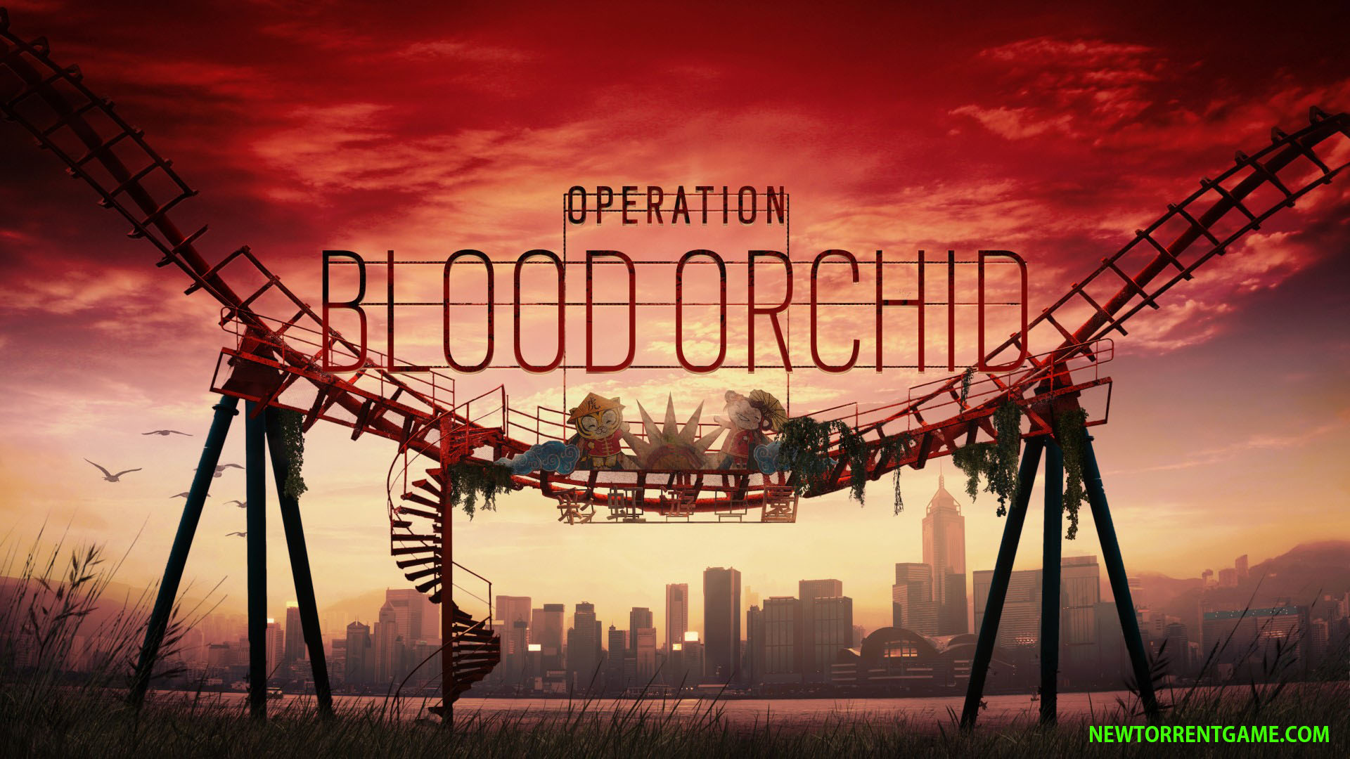 Rainbow Six Siege Operation Blood Orchid Torrent download pc