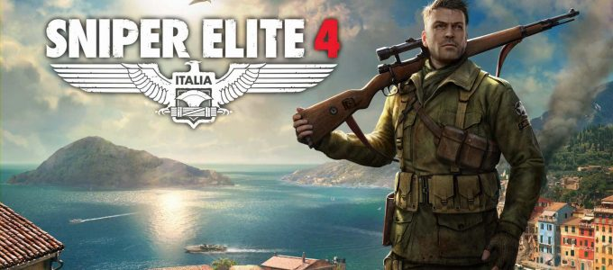 Sniper Elite 4 torrent download pc