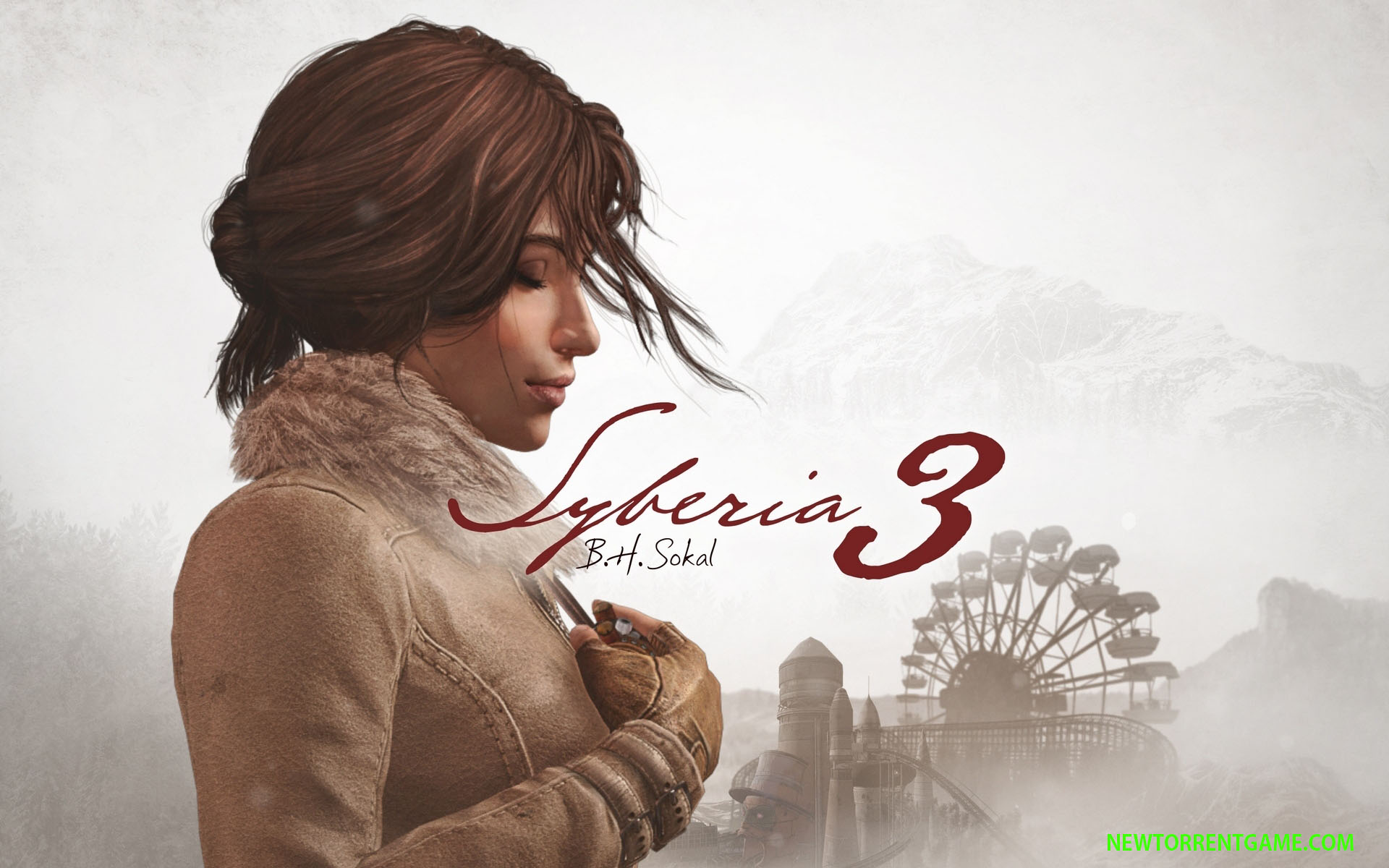 Syberia III torrent download