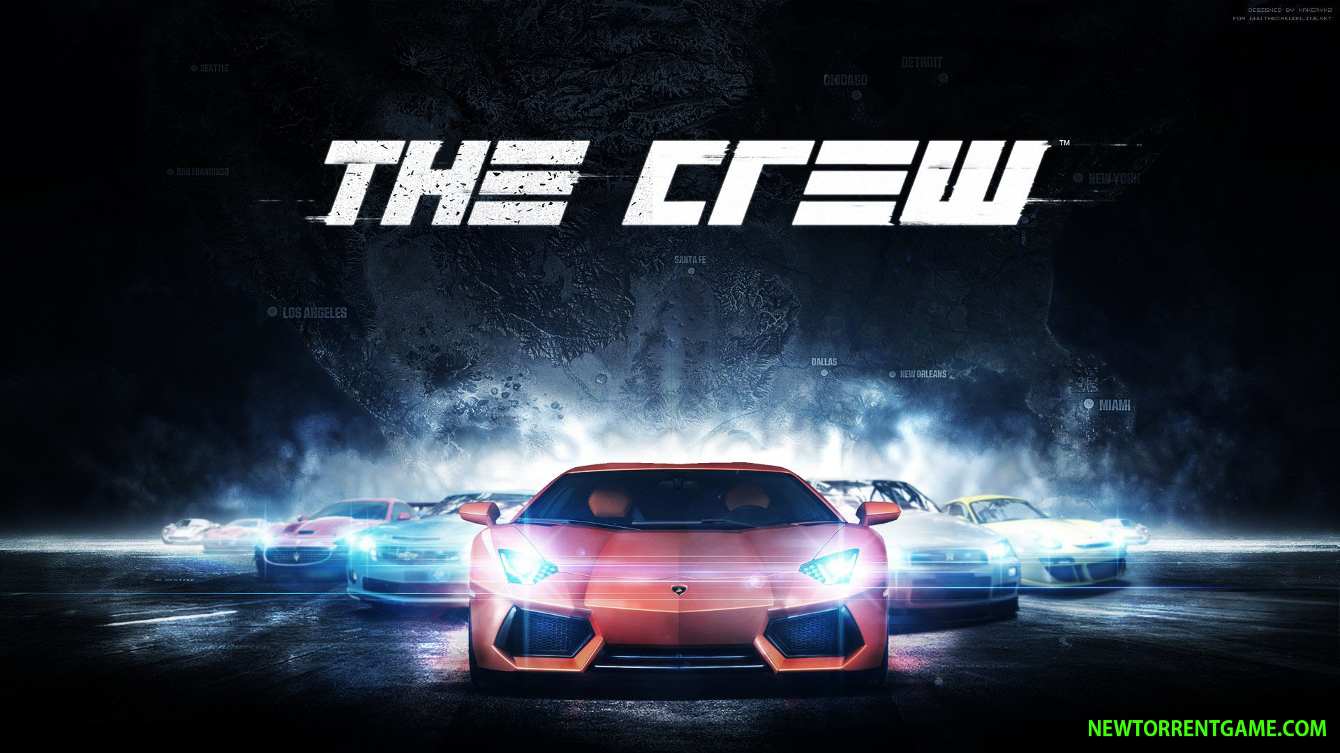 The Crew torrent download