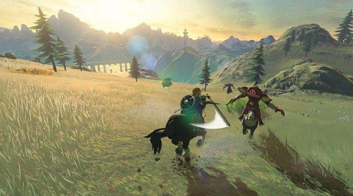 The-Legend-Of-Zelda-Screenshot