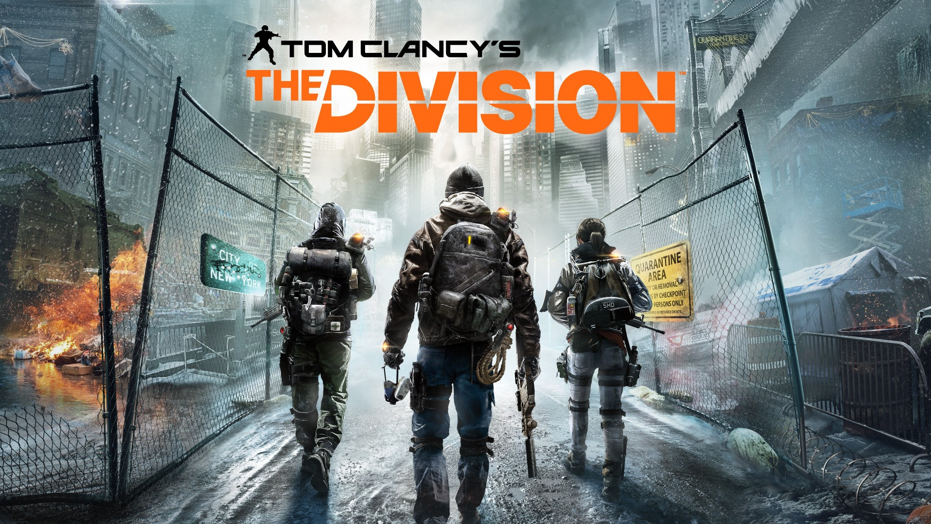 TOM CLANCY'S THE DIVISION-CPY