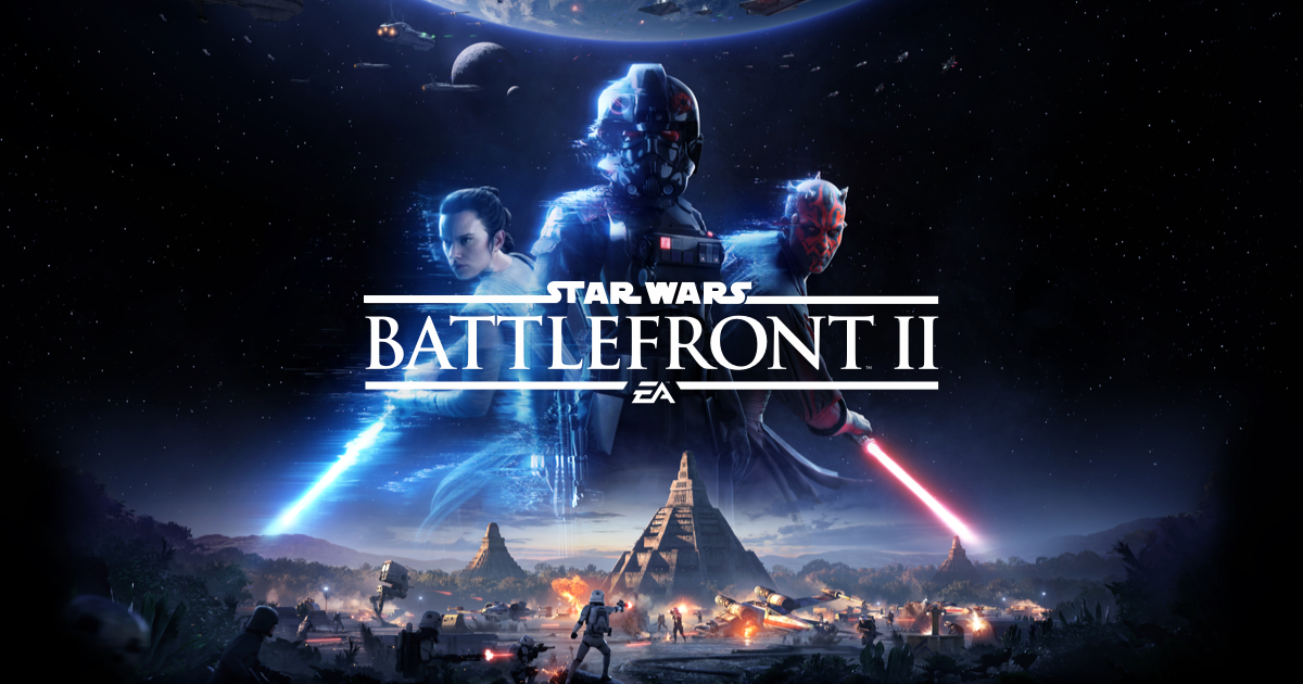 STAR WARS: BATTLEFRONT II-CPY